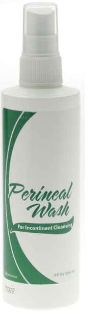 how to use perineal wash