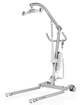 Carina EM, 350lbs capacity, foldable full body lift, (select Manual or Electrical base)