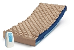 Airone Alternating Pressure Mattress, W/END FLAPS and PUMP