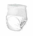 Pull-Ups McKesson Heavy Absorbant Underwear MD , 32 to 44 Inch, 80/cs