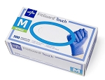 NITRILE Exam Glove - LARGE FitGuard Medline NonSterile Powder Free  (300/box)