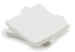 Dry WASHCLOTH  13X13 White McKesson