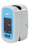 OXIMETER, PULSE, Fingertip  Baseline® Battery Operated Visible Alarm -/BACKORDER no ATA