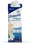 ENSURE Vanilla SUPPLEMENT IMMUNE HEALTH  8OZ CAN  || (Case of 24)