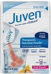 JUVEN Fruit Punch Flavor - Arginine / Glutamine Supplement Juven®  0.9 oz. Individual Packet Powder,  FRUIT PUNCH 1.02OZ PKT (30/BX)